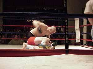 Freestyle Combat Challenge 7